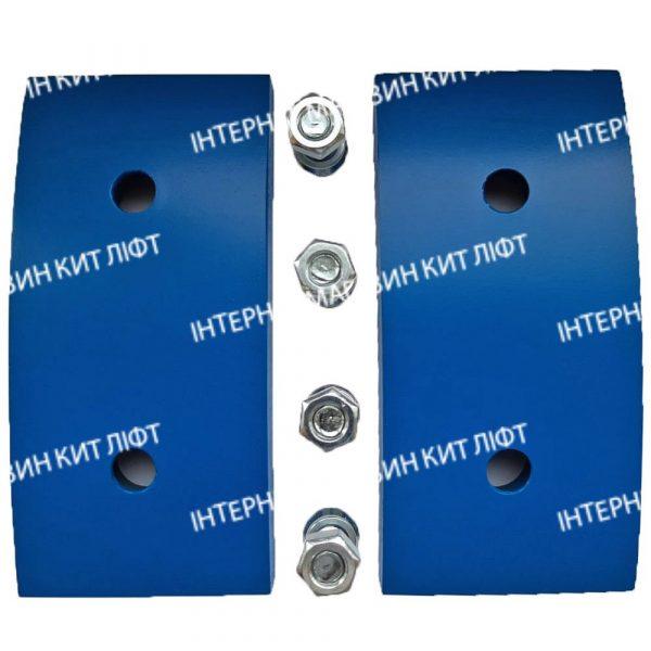 Тормозные колодки для лебедки лифта, OTIS 13VTR