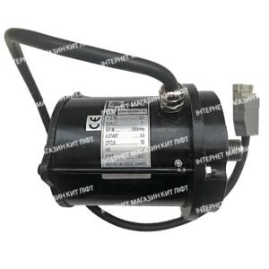 Двигатель привода дверей DO2000 OTIS FBA24350AM2