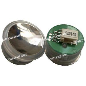 Кнопочный модуль лифта (зеленая индикация) OTIS FAA25090AD112