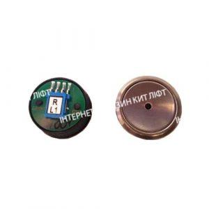 Кнопочный модуль лифта (зеленая индикация) OTIS FAA25090L1