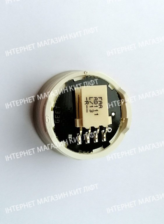 Кнопочный модуль лифта (красная индикация) OTIS FAA25090AD111