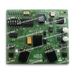 Плата лифта HBB с BUZ GBA25005D2