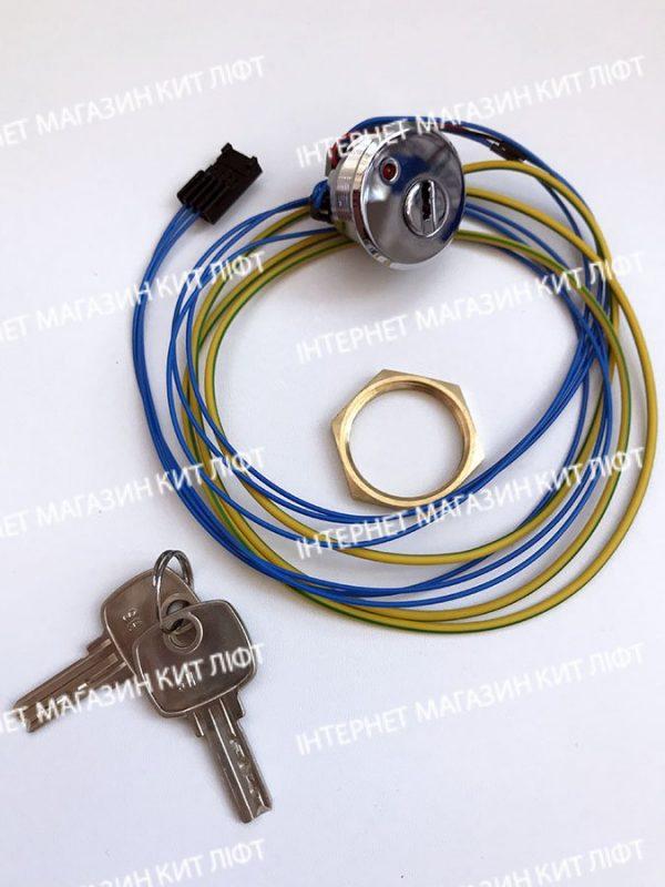 FAA431R4 - Ключ-выключатель (тип SH2)
