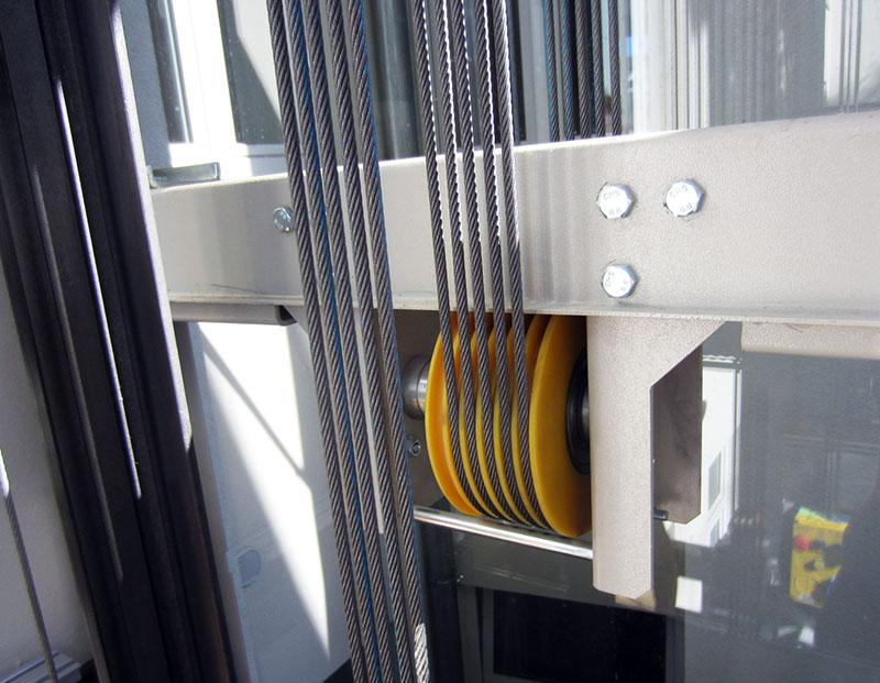 канаты для лифта